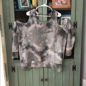 Maurices Tops - Maurice's cold shoulder top